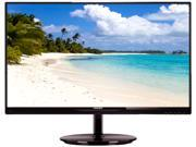 "PHILIPS 234E5QDAB/00 Glossy Black 23"" 6ms LCD Monitor"