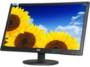 "AOC P2370SD Black 23"" 7ms Widescreen LED Backlight LCD Monitor IPS"