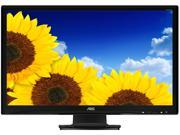 "AOC E2727SHE Glossy Black 27"" 2ms HDMI Widescreen LED Backlight Monitor  300 cd/m2 20,000,000:1"