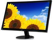 "AOC Q2778VQE Black 27"" 1ms WQHD Widescreen LED Backlight LCD Monitor 350 cd/m2 80,000,000:1, HDMI, Display Port"
