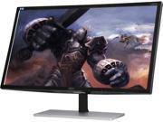 "AOC U2879VF 28"" 4K Widescreen LCD gaming Monitor FreeSync 1ms HDMI 300 cd/m2 20,000,000:1, D-Sub, DVI, HDMI, DisplayPort"