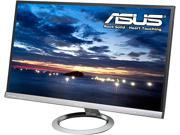 """ASUS MX279H Silver / Black 27"""" 5ms (GTG) HDMI Widescreen LED Backlight LCD Monitor, IPS Panel"""
