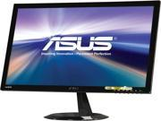 ASUS VX228H Black 21.5 1ms GTG Widescreen LED Backlight Full HD 1080p Monitor Built in Speakers