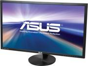 "ASUS VN289Q Black 28"" 5ms (GTG) HDMI Widescreen LED Backlight Tilt adjustable LCD Monitor w/ Eye-Care Function"