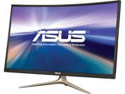 "ASUS Curved VA327H 31.5"""" Full HD 1080p HDMI VGA Eye Care Monitor"" 9SIV1DS7Z25043"