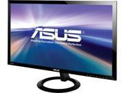 "ASUS VX248H Black 24"" 1ms (GTG) HDMI Widescreen LED Backlight LCD Monitor 250 cd/m2 80,000,000:1"