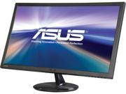 "ASUS VP247H-P Black 23.6"" 1ms (GTG) Widescreen LED Backlight LCD Monitor Built-in ..."