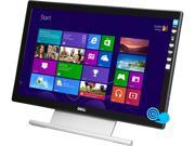 "Dell S2240T Black 21.5"" Projected Capacitive LED Backlight Touch Monitor Multi-touch"