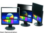 3M PF317W Framed Lightweight Widescreen Desktop Privacy Filter