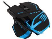 Mad Catz R.A.T. Tournament Edition MCB437040002/04/1 1 x Wheel USB Wired Laser Gaming Mouse for PC and Mac