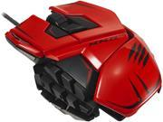 Mad Catz M.M.O.TE Tournament Edition Gaming Mouse for PC