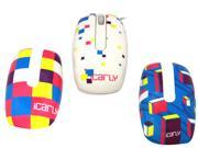SAKAR iCarly 75061 1 x Wheel USB Wired Mouse with Faceplates