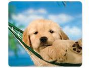 Fellowes 5913901 Recycled Optical Puppy in Hammock Mouse Pad