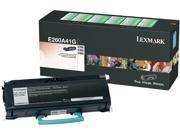 LEXMARK E260A41G Toner Black