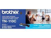 brother TN-110C Toner Cartridge for HL-4040CN, HL-4070CDW, MFC-9440CN, MFC9840CDW Cyan