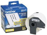 Brother Shipping Die-Cut Paper Label (300 Labels/Pkg)