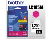 brother BRTLC105M Ink Cartridge Magenta