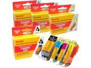 Kodak 2945B011-KD 4 Colors (B / C / Y / M) Ink Cartridge