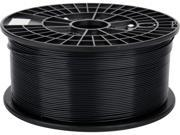 Print Rite LFD001BQ7J Black 1.75mm 200 x 75 mm ABS Filament