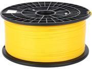 Print Rite LFD002YQ7J Yellow 1.75mm 200 x 75 mm PLA Filament