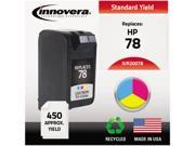 Innovera IVR20078 3 Colors Ink Cartridge