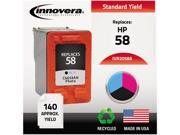 Innovera 2058A Compatible Remanufactured C6658AN (58) Ink Cartridge Photo