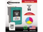 Innovera 66WN Compatible Remanufactured C8766WN (95) Ink Tri-Color