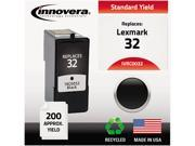 Innovera IVRC0032 Black Ink Cartridge