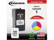 Innovera IVRC0781 3 Colors Ink Cartridge
