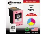 Innovera IVRC656AN 3 Colors Ink Cartridge