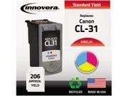Innovera IVRCL31 3 Colors Ink Cartridge