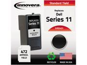 Innovera IVRD451 Black Ink Cartridge