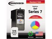 Innovera IVRDH829 3 Colors Ink Cartridge