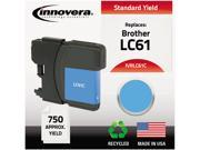 Innovera IVRLC61C Cyan Ink Cartridge