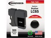 Innovera IVRLC65BK Black Ink Cartridge