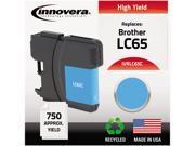 Innovera IVRLC65C Cyan Ink Cartridge