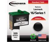 Innovera IVRN0016 Black Ink Cartridge