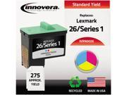 Innovera IVRN0026 3 Colors Ink Cartridge
