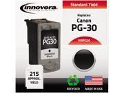 Innovera IVRPG30 Black Ink Cartridge