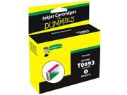 Ink for Dummies DE-T0693 Magenta Ink Cartridge Replaces Epson T0693