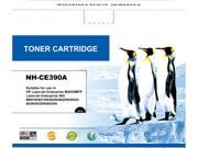 G&G NT-CH390C Black Toner Replaces HP 90A CE390A