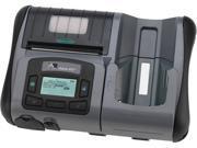 "Zebra RW RW420 (R4P-6UBA0000-00) Direct Thermal 3"" / 76.2 mm per second 203 dpi / 8 dots per mm Receipt Printer Station with DEX and BlueTooth MC55/65"