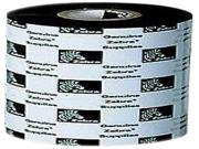 "Zebra 05095BK06045-EA 2.36"" X 1476' Black Resin Ribbon, Per Ribbon Black"