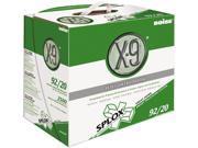 Boise SP-8420 SPLOX Paper Delivery System, 92 Brightness, 20lb, 8-1/2x11, White, 2500/Carton