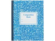 Roaring Spring 77921 Grade School Ruled Composition Book 9 3 4 x 7 3 4 WE Red 50 Pages