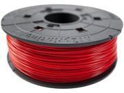XYZprinting RF10XXUS03A Red 1.75mm ABS plastic Filament