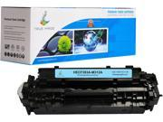 TRUE IMAGE HECF383A-M312A Magenta Toner Replaces HP 312A CF383A, Single Pack, Page Yield 4,400
