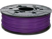 XYZprinting da Vinci ABS Filament (for 1.0, 1.1+, AiO, 2.0, Pro), GRAPE PURPLE Color
