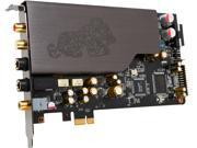 ASUS Essence STX II PCI Express x1 Interface Hi-Fi Quality Sound Card