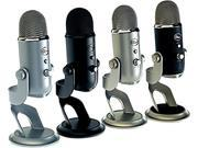 Image of BLUE YETI MICROPHONES USB MICROPHONE FOUR PATTERN